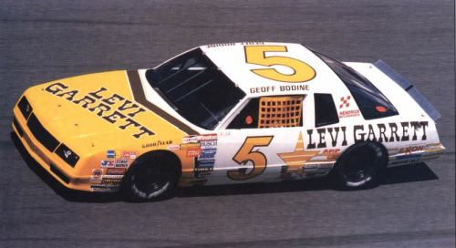 Quite possibly the finest looking race car to ever win a Daytona 500