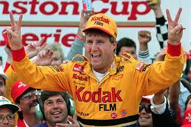 Sterling Marlin became just the third man to ever win back to back Daytona 500s, joining Cale Yarborough and Richard Petty.