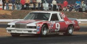 Elliott navigated the California track for his first career win, beating out Benny Parsons, who would be one of Bill's best friends in the garage area.