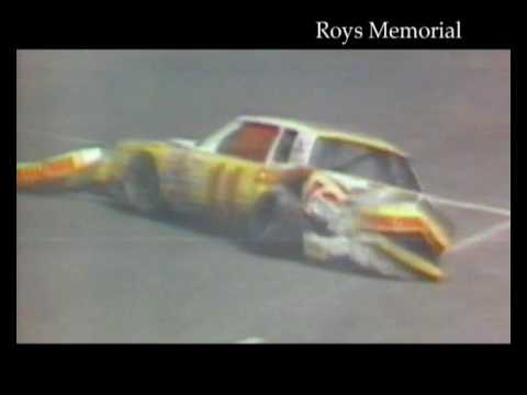 "Waltrip's Daytona heartbreak stemmed more from hard accidents, including this one in 1983 that Waltrip says changed his career. ""I want to win as many races as I can, going as slow as I can""."